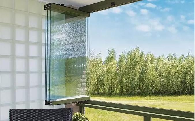 זכוכית משוריינת לבית